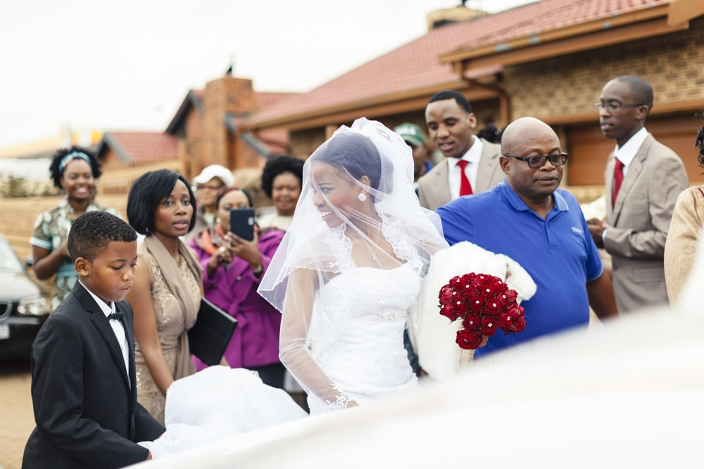 Wedding pictures Teddy and Phalesa