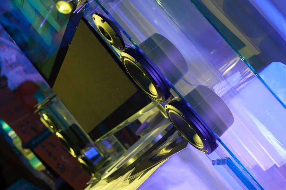 ArtDeco speakers