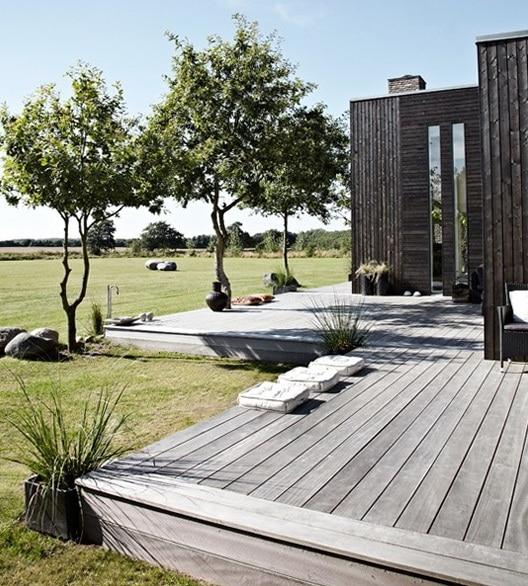 Økohus i Danmark med inspirasjon fra Sør-Afrika