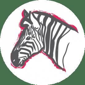 zebra-logo-pink