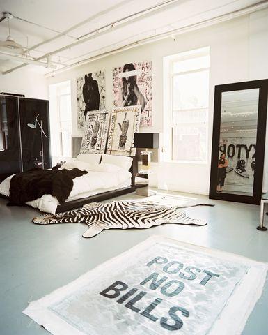 Sebraskinn interiørblogg om sebraer og skinn