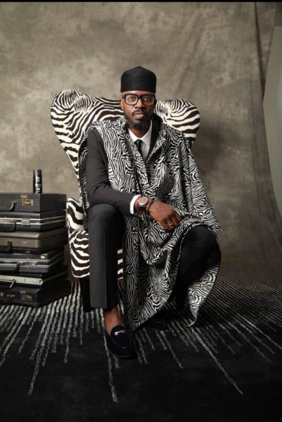 African DJ Black Coffee